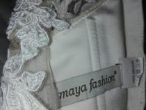 Rochie mireasa Maya Fashion