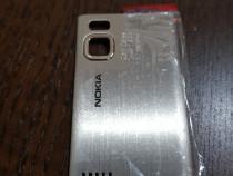 Capac metal Nokia 6500 - nou original