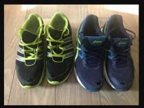 Adidasi pt alergare- 2 perechi,second hand
