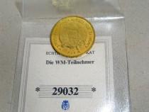 A200-UNC-Medalia moneda 2 Zloti FIFA Polonia 2006.