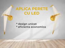 Aplica pentru perete cu LED
