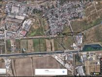 Teren intravilan 300 mp in sat Catelu, Comuna Glina