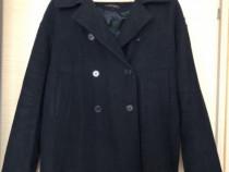 Palton 50% lana, Reserved, 42