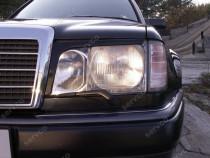 Pleoape faruri Mercedes W124 E Class tuning sport 84-95 v1