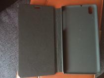 Husa /toc slim piele htc desire 816 flip cover lateral carte
