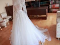 Rochie de mireasa Otilia Brăiloiu