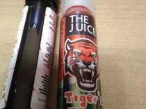 Lichid tigara electronica The Juice - Tiger's Blood