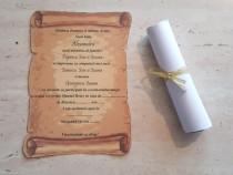 Invitații nunta si botez