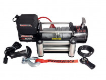 Troliu electric powerwinch 8000lbs (trage 3630kg)