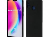 Husa Telefon Silicon Huawei P Smart 2019 Liquid Black NOU