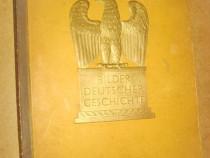 A245-Album vechi Istoria Germaniei 1936 in imagini foto.