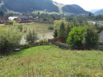 Teren ULTRA-PANORAMIC pe malul stang al raului Moldova 1,5ha