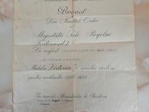 Brevet anul 1923