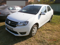 Dacia Logan Avariat