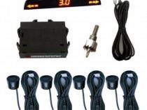 Senzori parcare fata cu afisaj M5 si semnalare acustica -