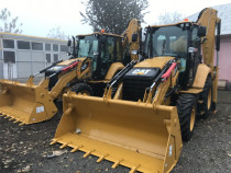 Mecanic buldoexcavatorist, buldo Cat nou