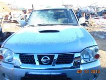 Capota Nissan Navara 2001-2005 D22 capota intacta gri dezmem