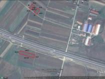 Trei parcele teren arabil 3000mp Harau