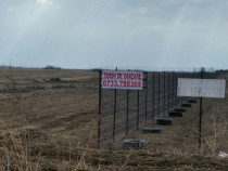 Teren extravilan 5,5 hectare zona Tisita