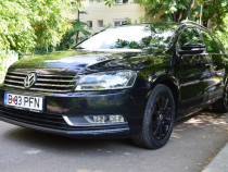 VW Passat 1.6 TDI, manuala