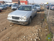Mercedes e clase 220 an 2003 fabricat 2100cdy 150cp automata