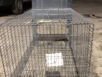Capcana pentru pisici,vulpite,șobolani,dihori,vidre