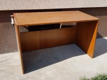 Birou maro cu furnir (120x60cm)