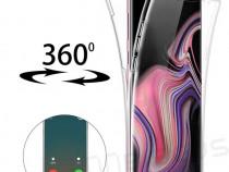 "Huse silicon 360"" fata + spate J6 / J6 Plus / J4 Plus"