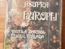 Uragan asupra Europei de Vintila Corbul (vol. 1)