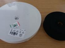 Elastic banda 30 si 40 mm negru si alb