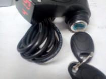 Contact cu display Voltmeter bicicleta electrica