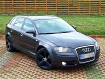 Audi A3 SLine An 2007 Motor 2.0TDI 140 Cp Un Singur Ax