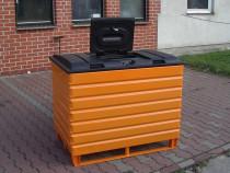 Containere material zincat,container santier