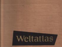 Weltatlas - Atlasul lumii - 105 hărţi