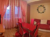 Apartament 2 camere  (mobilat-utilat) strada decebal