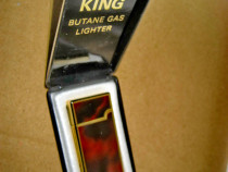 A326-Bricheta GS King Japan butane gas lighter alama aurita