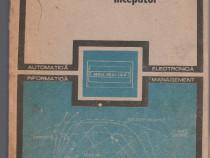 Manualul radioamatorului incepator Autor(i): Radu Ianculescu