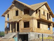 Executăm Case din lemn