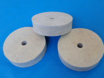 Disc pasla/pasle lustruire 125mm/40mm grosime/ax 20mm
