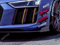 Ornamente Canards bara fata Audi R8 MK2 2015- v2