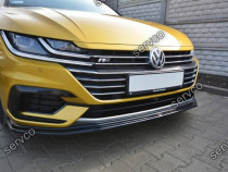 Prelungire splitter bara fata Volkswagen Arteon 2017- v1