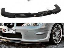 Prelungire splitter bara fata Subaru Impreza WRX STI v4
