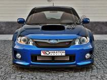 Prelungire splitter bara fata Subaru Impreza MK3 WRX STI v9