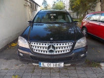 Autoturisme mercedes-benz ml 320, volkswagen furgon si ford