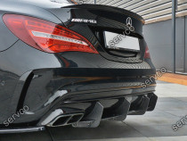 Prelungire difuzor bara spate Mercedes CLA A45 AMG C117 v4