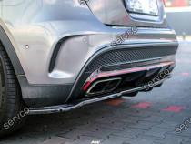 Prelungire splitter bara spate Mercedes GLA 45 AMG X156 v1