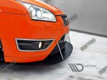 Prelungire splitter bara fata Ford Focus ST MK2 04-07 v29