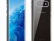 Samsung S10e S10 S10 Plus - Husa Anti Shoc Din Silicon Trans