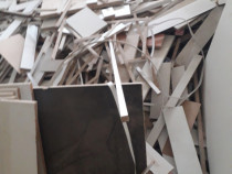 Deșeuri de mobila pt foc