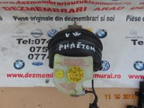 Pompa frana VW Phaeton Touareg tulumba servofrana dezmembrez